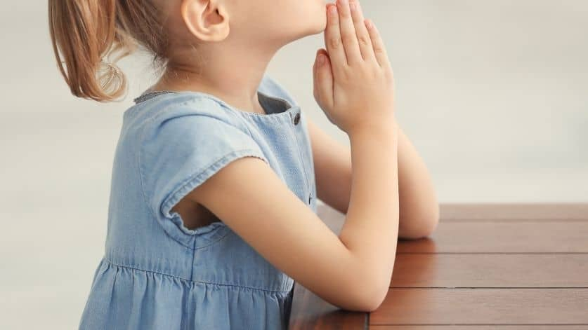 10 Simple Ways To Teach Your Children How To Pray